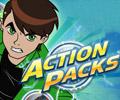 Ben 10 Action Packs
